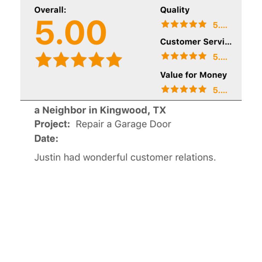 Bee Line Garage Door Repair And Installation